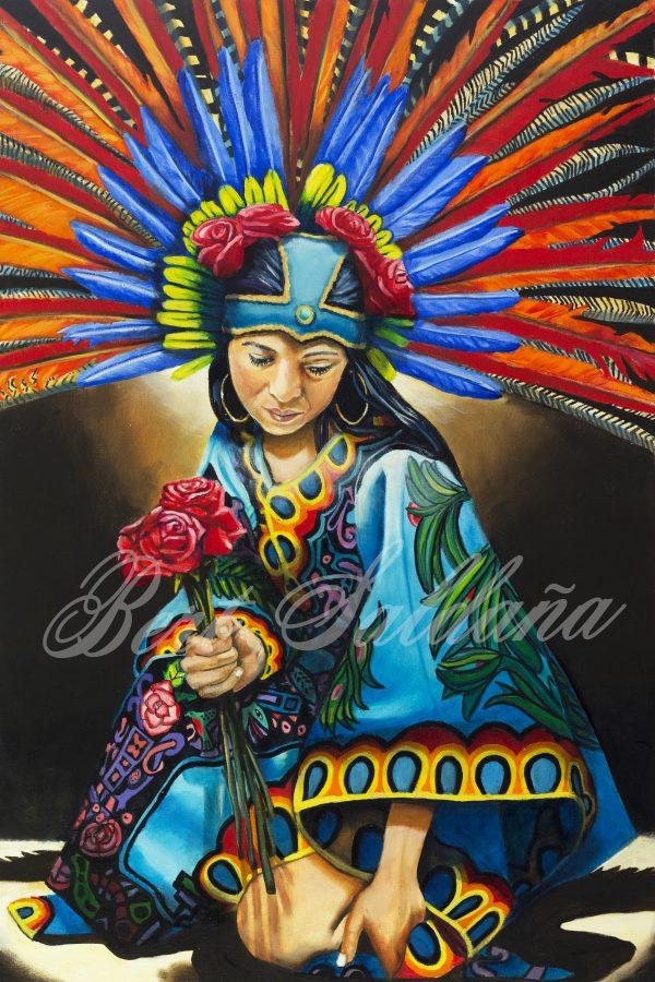 Aztec Rose