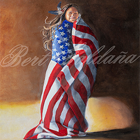 Wrapped In America